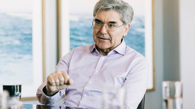 """Siemens-Chef im Interview: Joe Kaeser: """"Die Digitalisierung wird die Gesellschaft weiter spalten"""""""