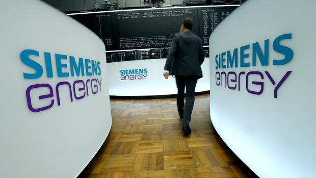 Quartalszahlen: Siemens Energy kehrt in die Gewinnzone zurück