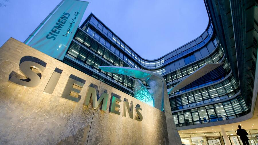 Licht und Schatten bei Siemens: Kraftwerkssparte auf Talfahrt