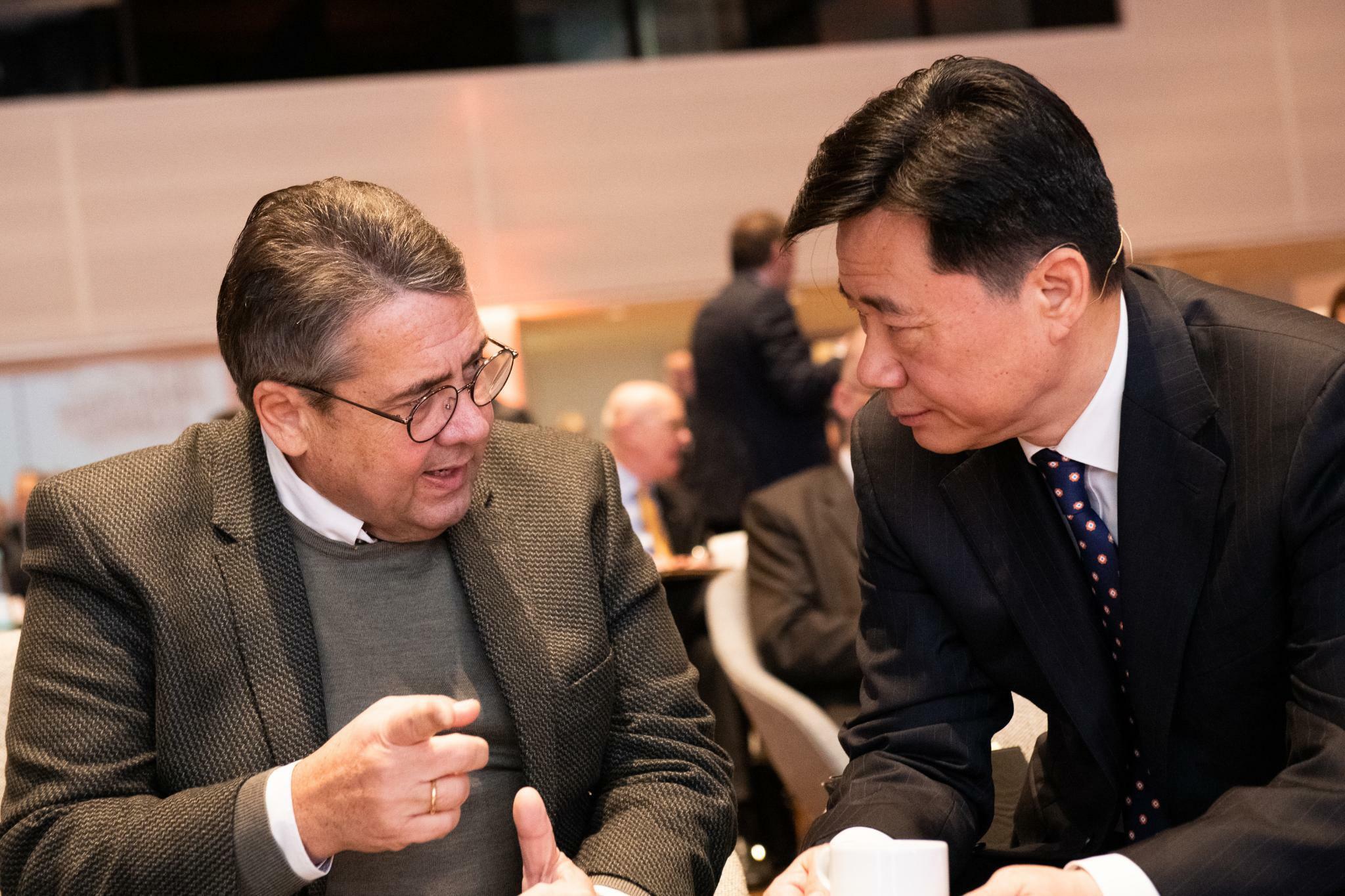 """China Botschafter: """"Haben nie einen deutschen Politiker abgehört"""""""