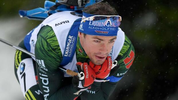 Biathlon: Trotz Rückenproblemen: Schempp freut sich auf Antholz