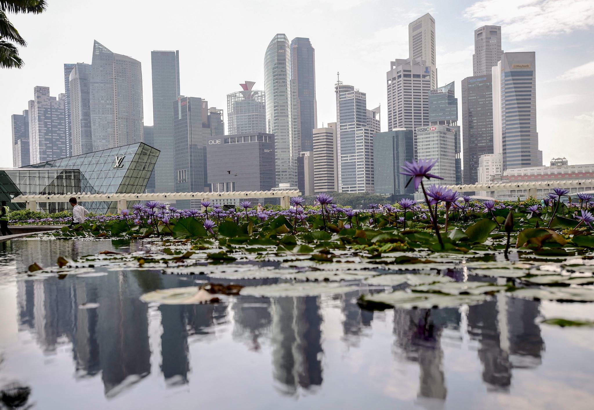 Smart City Singapur - Zwischen Komfort und Kontrolle