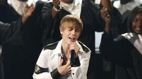 American Music Awards: Los Angeles im Bieber-Fieber