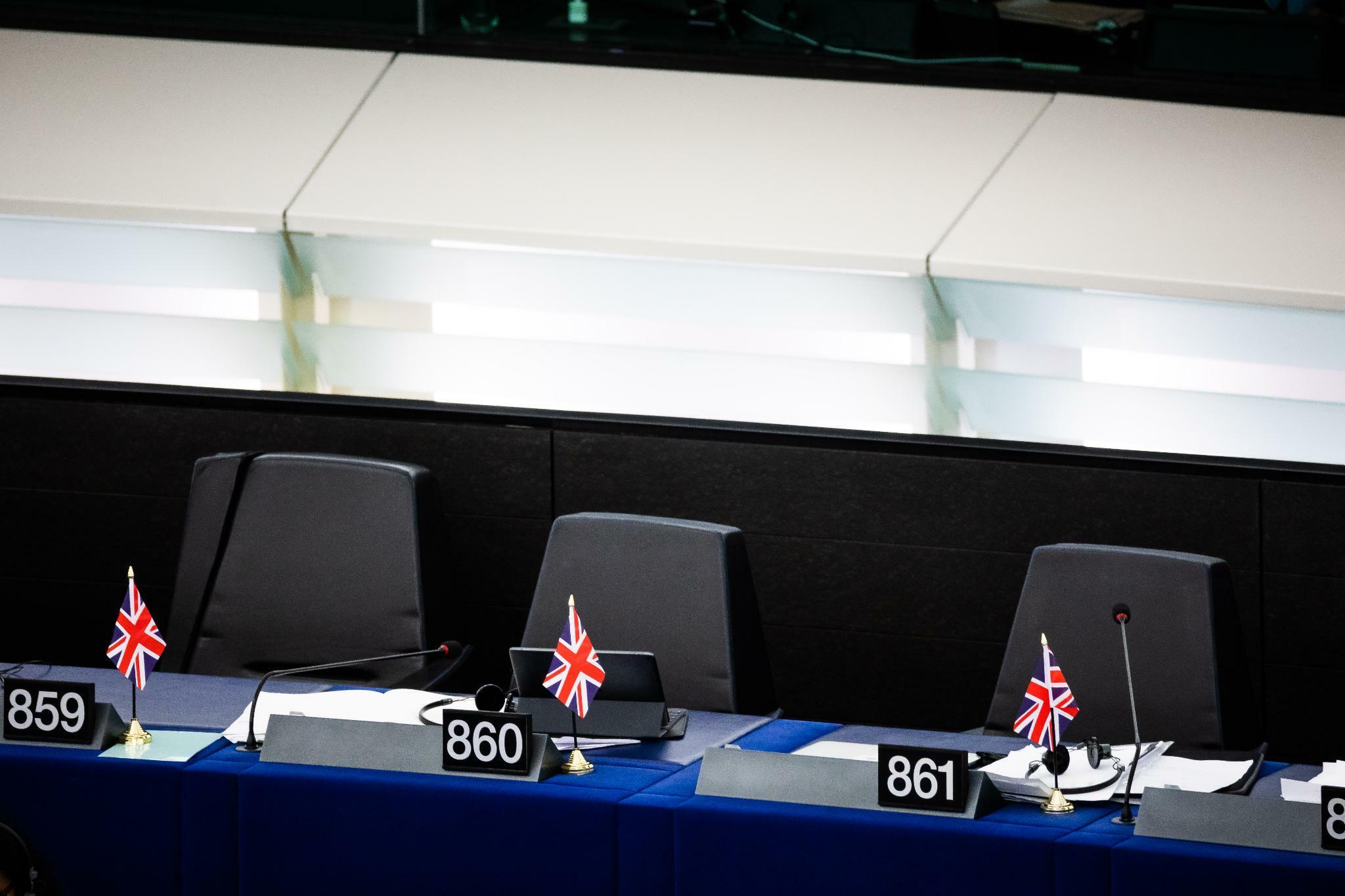 Die EU-Abgeordneten finden keine gute Lösung für den Brexit