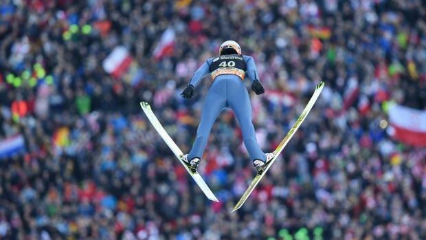 Skispringen: Geiger feiert auf Willinger Party-Meile