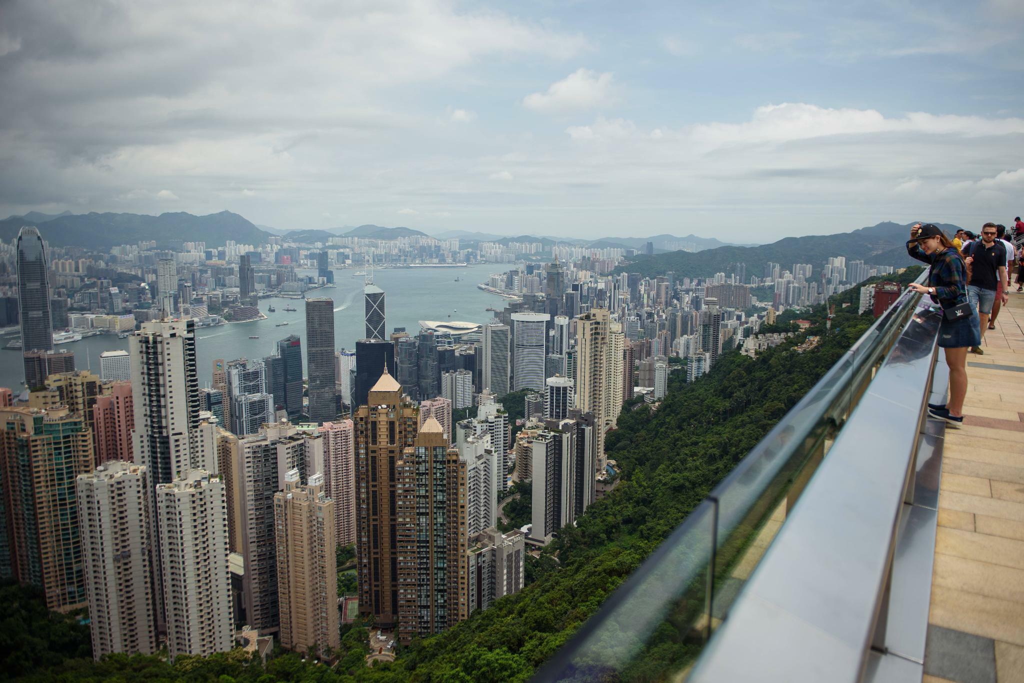 Hongkong verliert seine Bedeutung als Finanzplatz