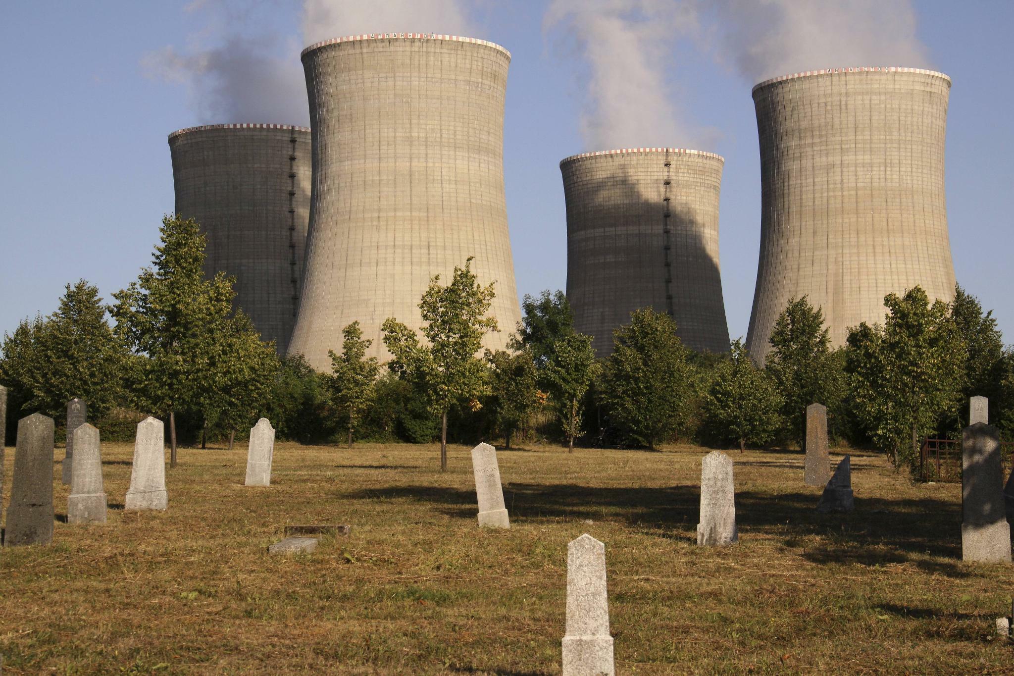 Slowakische Atomreaktoren lassen die Bundesregierung kalt