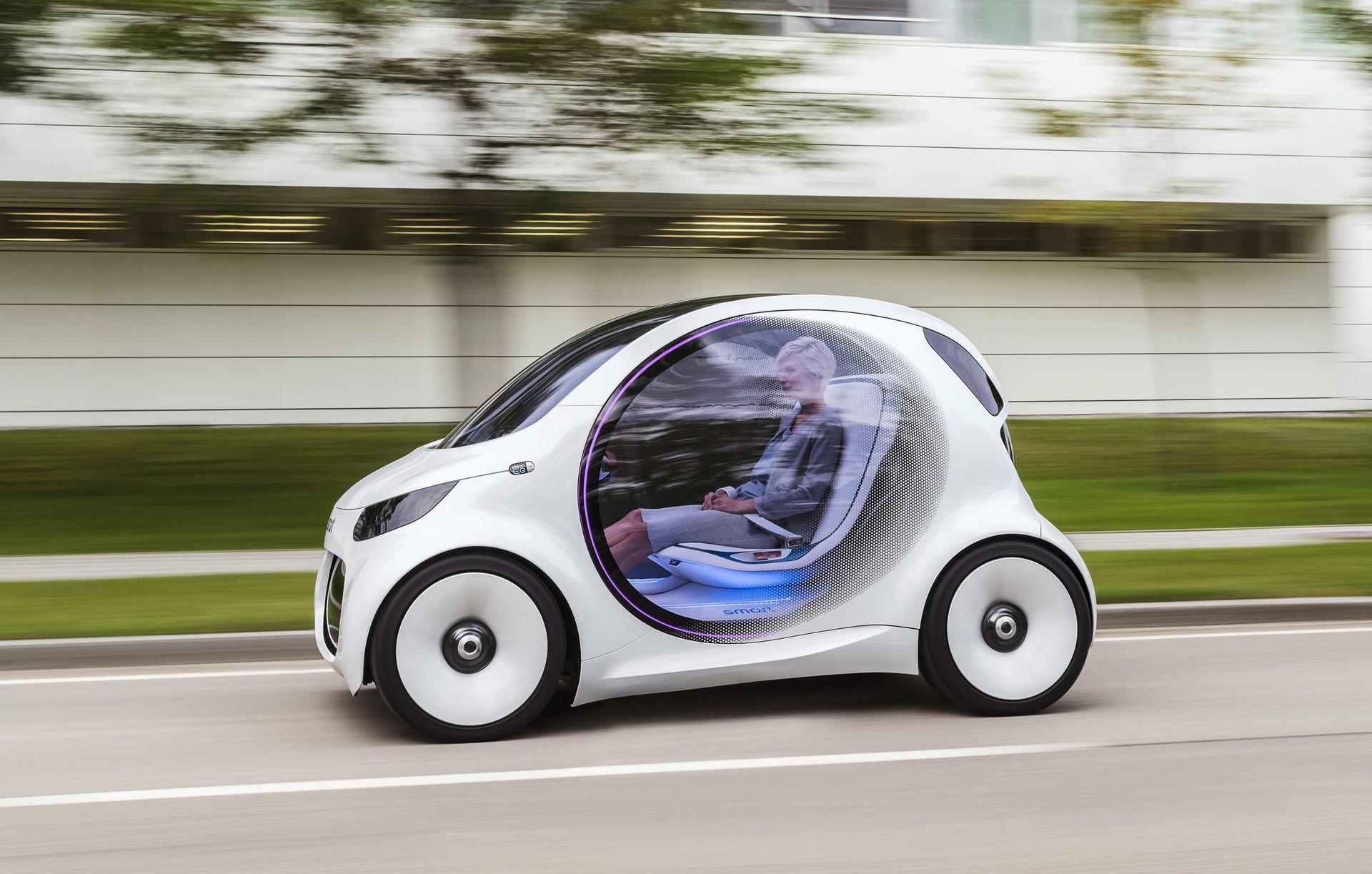E-Auto-Pläne von Daimler: Smart soll rein elektrisch fahren