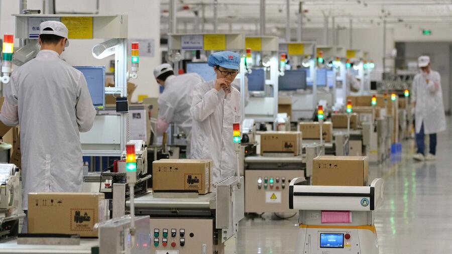 Trumps Handelspolitik wird eine Aufholjagd in Chinas Chipindustrie auslösen