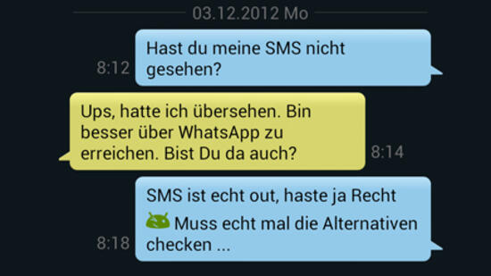 whatsapp bekanntschaft Heilbronn