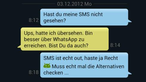 whatsapp die smartphone app die trotz allem jeder hat