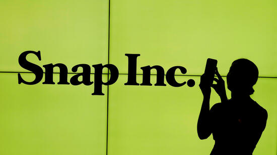 Snapchat-Aktie auf Rekordtief