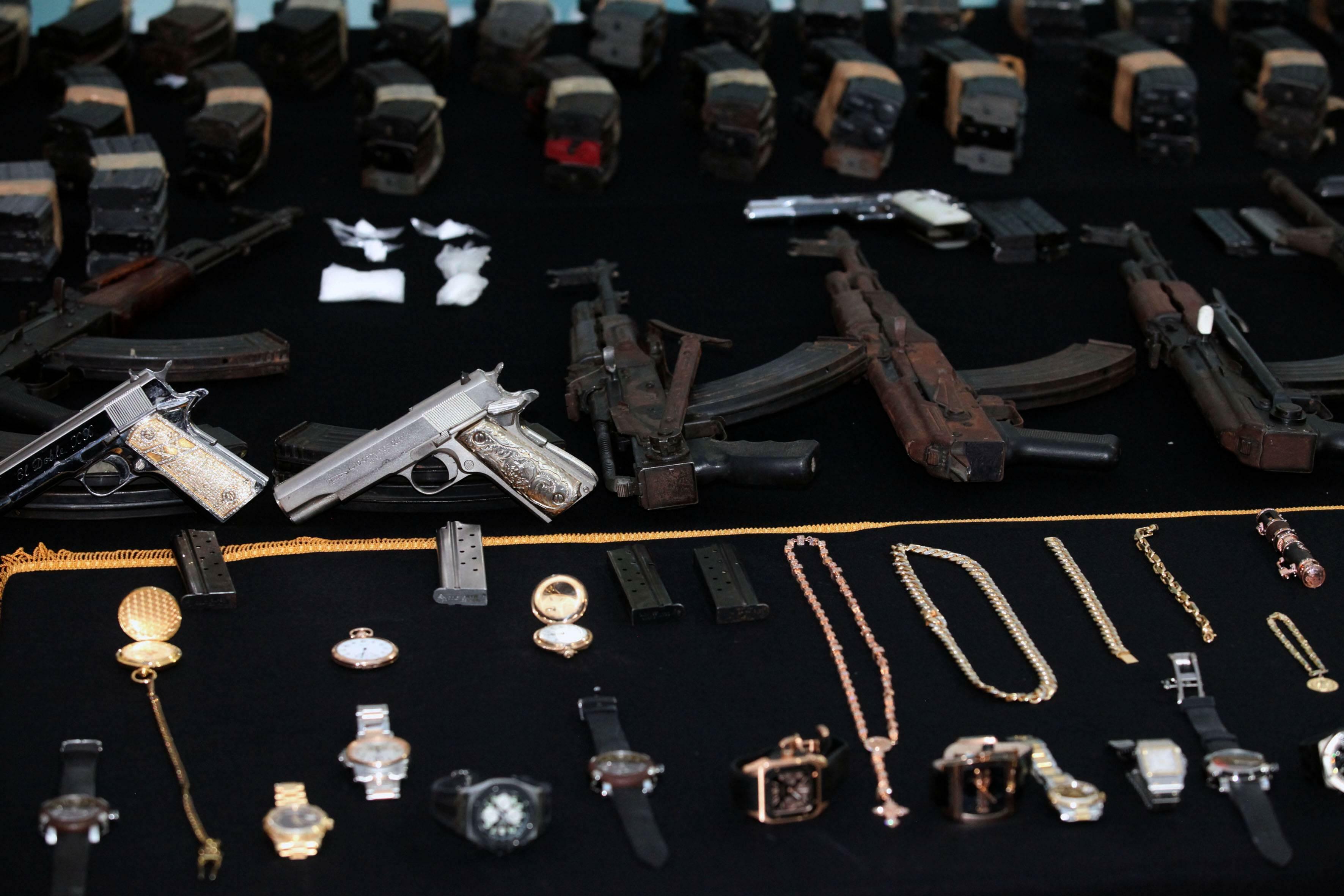 Mexiko: Im Land der illegalen Waffen
