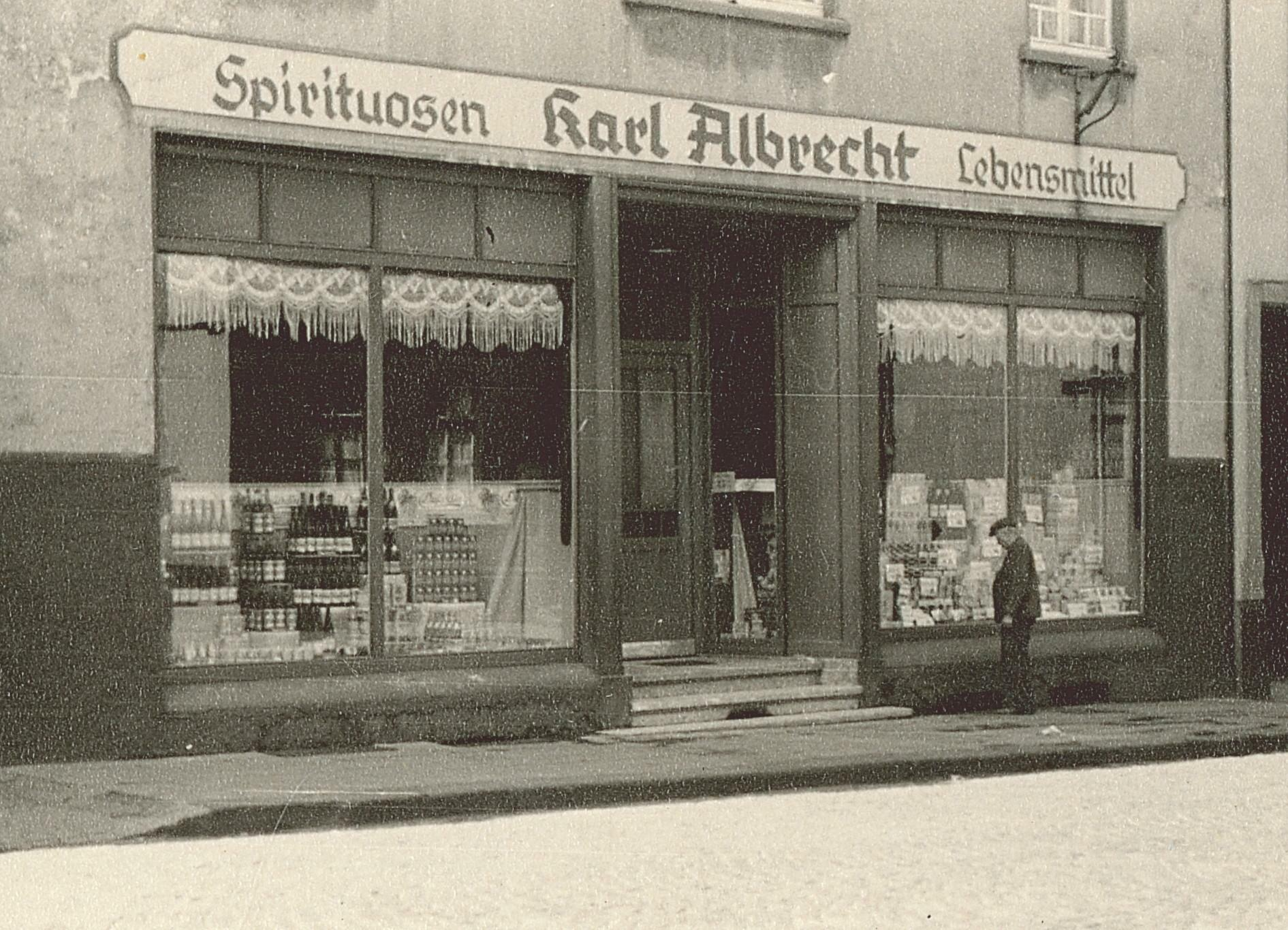 Aldi-Gründer Karl und Theo Albrecht