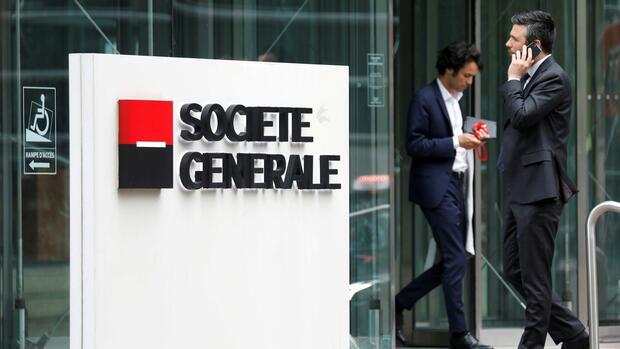 Société Générale erwägt offenbar Abbau tausender Stellen