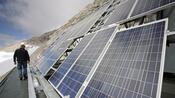 Erneuerbare Energien: Solarstrom aus den Bergen kann Bedarf besser decken