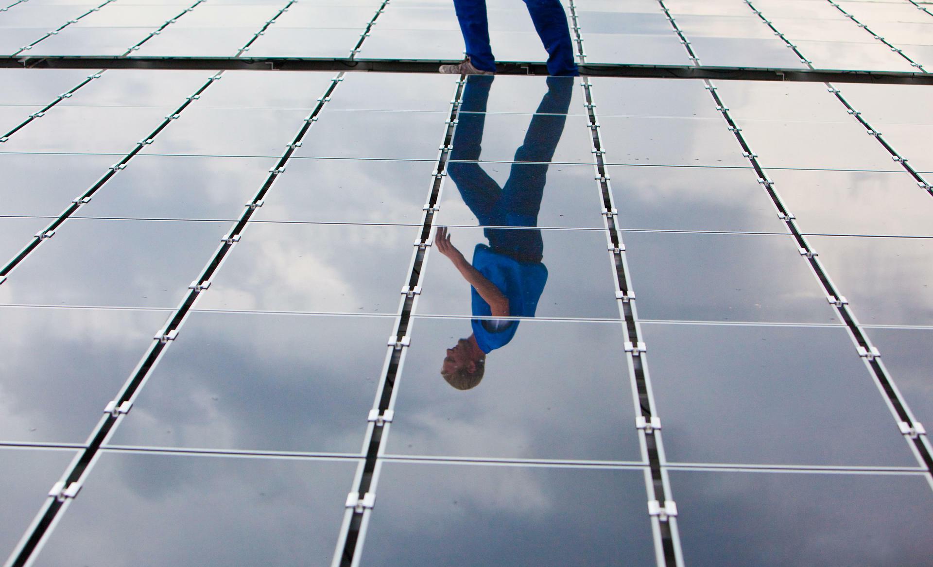 größter solarpark deutschlands