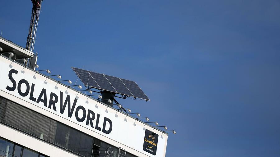 solarenergie solarworld will produktion schnell erh hen. Black Bedroom Furniture Sets. Home Design Ideas