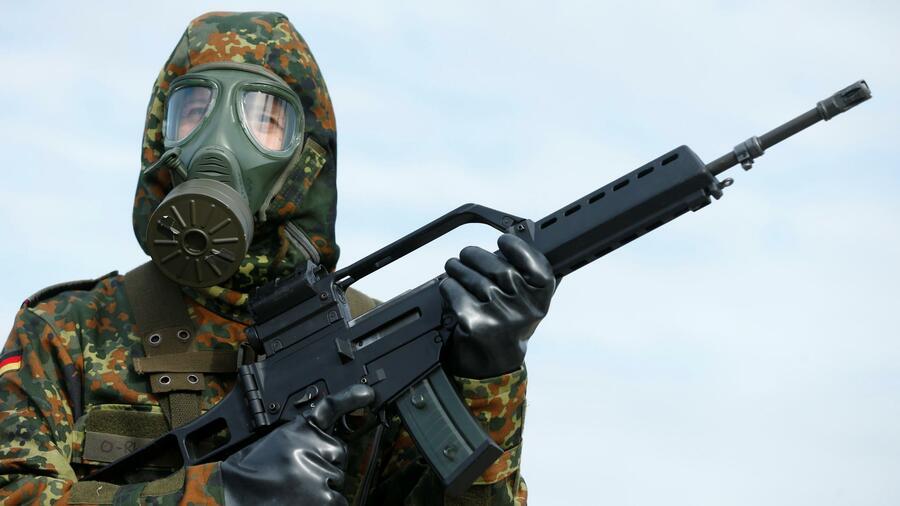 Heckler & Koch zu Millionenstrafe wegen Waffenexporten verurteilt
