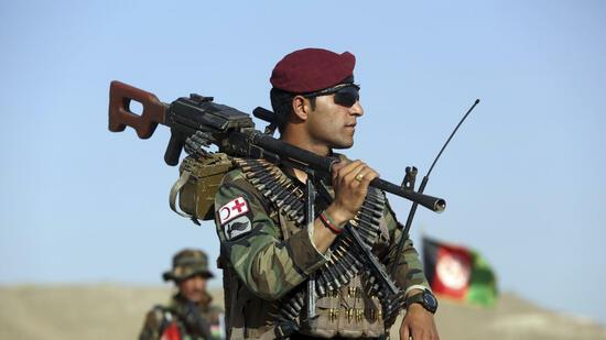 Trump will neue Afghanistan-Strategie bekanntgeben