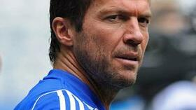Soll Stoilow in Bulgarien beerben: Lothar Matthäus. Foto: SID Images/AFP/Christof Stache Quelle: SID