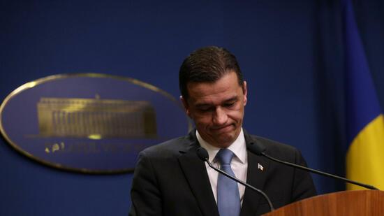 Regierungsparteien drängen Premier Grindeanu zum Rücktritt
