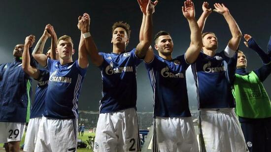 Europa League: Schalke feiert 3:0-Auswärtserfolg bei PAOK Saloniki