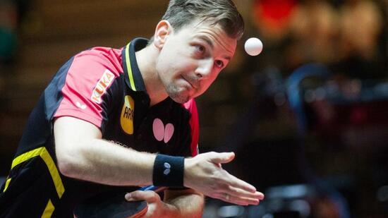 Tischtennis | Boll steht im Viertelfinale der Tischtennis-WM