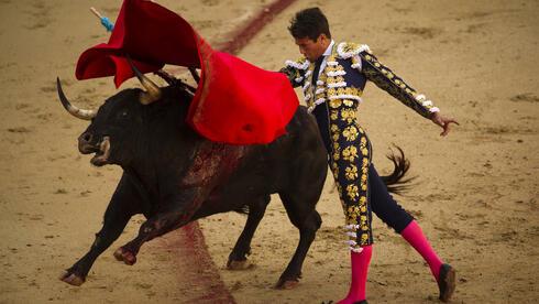 Ein spanischer Stierkämpfer: An den Märkten hat Spanien einen weiteren Kampf für sich entschieden. Quelle: dapd