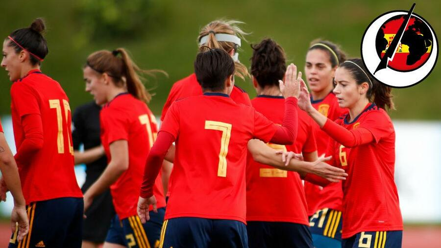Spaniens Fussballerinnen Streiken Fur Einen Tarifvertrag