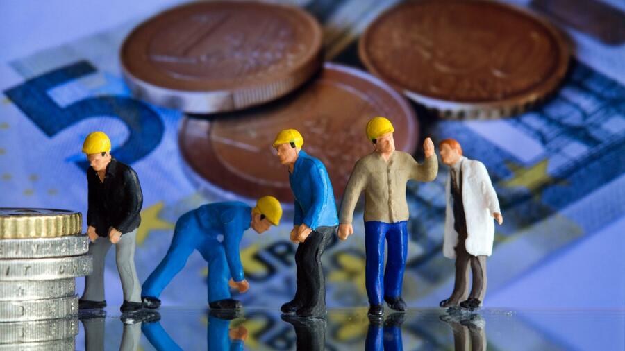 Bundesbank: Das Vermögen der Sparer in Deutschland schmilzt
