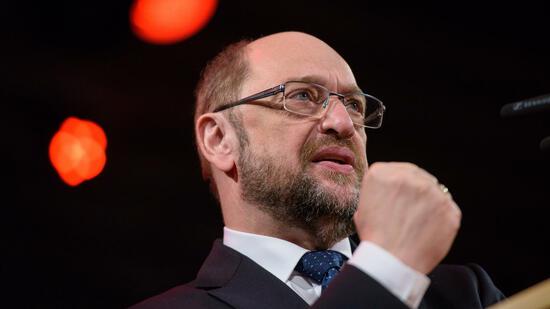 Angekündigtes Fernbleiben von Schulz bei Koalitionsausschuss empört die Union