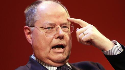 SPD-Kanzlerkandidat Peer Steinbrück. Quelle: dpa