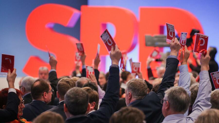 Exklusive Umfrage 64 Prozent finden die SPD unanständig