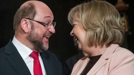 NRW-Landtagswahl - Umfrage sieht SPD bei 40 Prozent