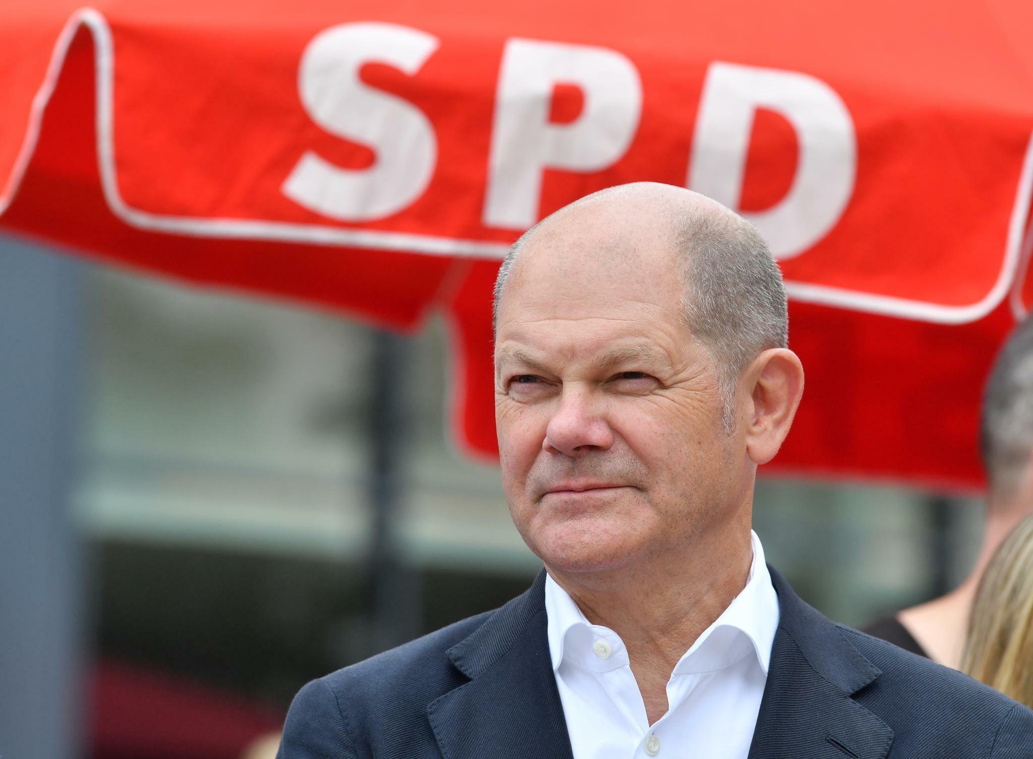 SPD: Olaf Scholz will doch Parteichef werden