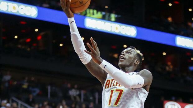 Basketball: NBA: Schröder gewinnt mit Atlanta gegen New Orleans