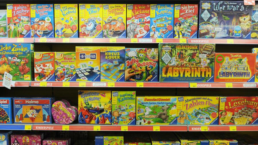 Gesellschaftsspiele Der 90er