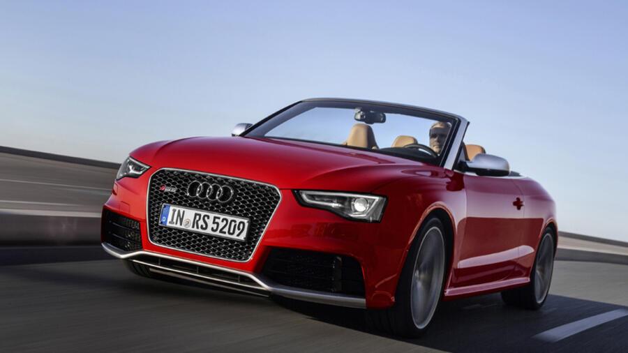 Audi A5 Cabrio Mit Diesem Gebrauchten Beginnt Der Frühling
