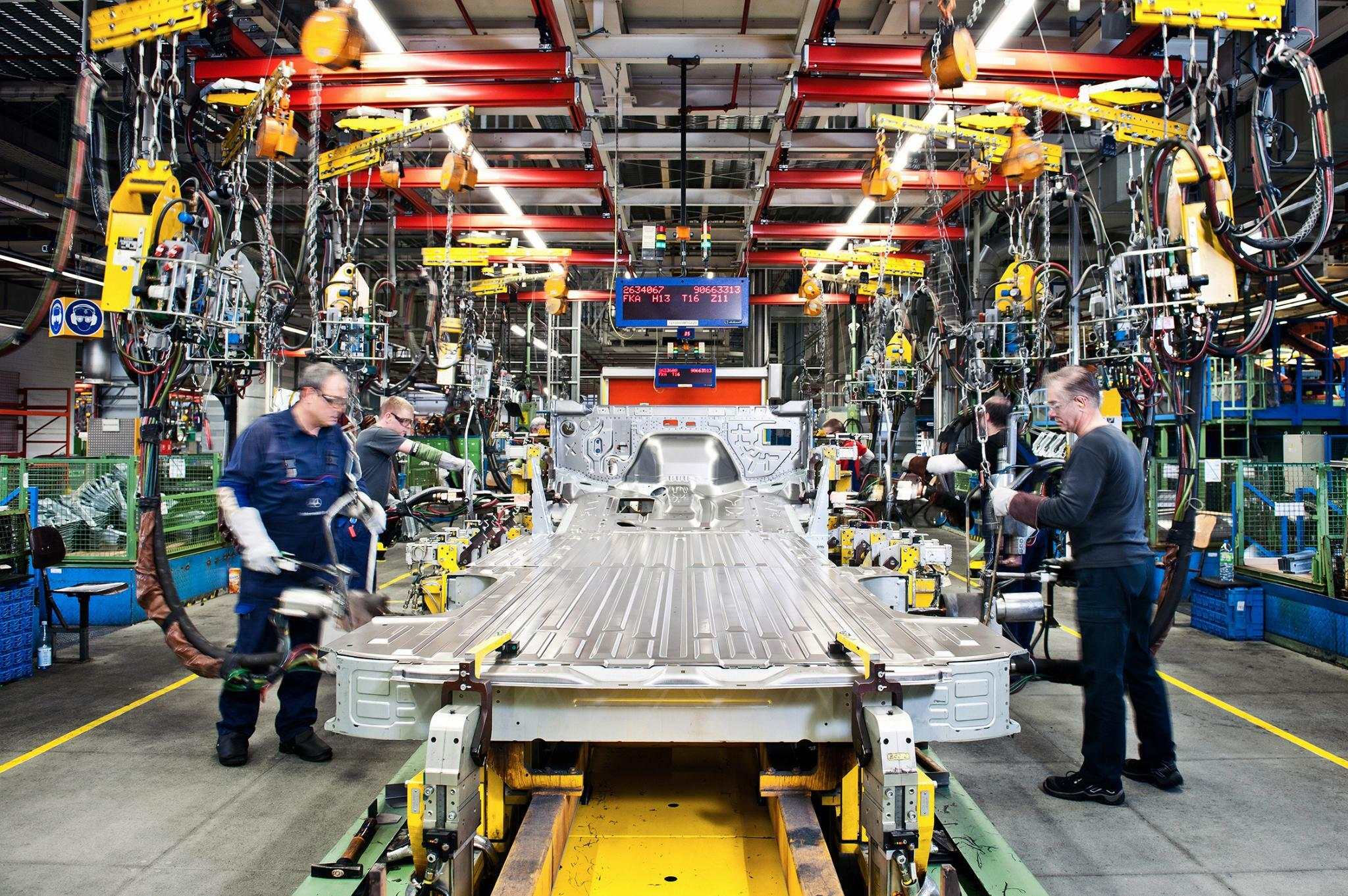 Daimler schlittert in eine tiefe Krise