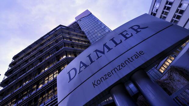 Mitarbeiter verd chtigt bestechungsskandal bei daimler for Daimler mitarbeiter angebote