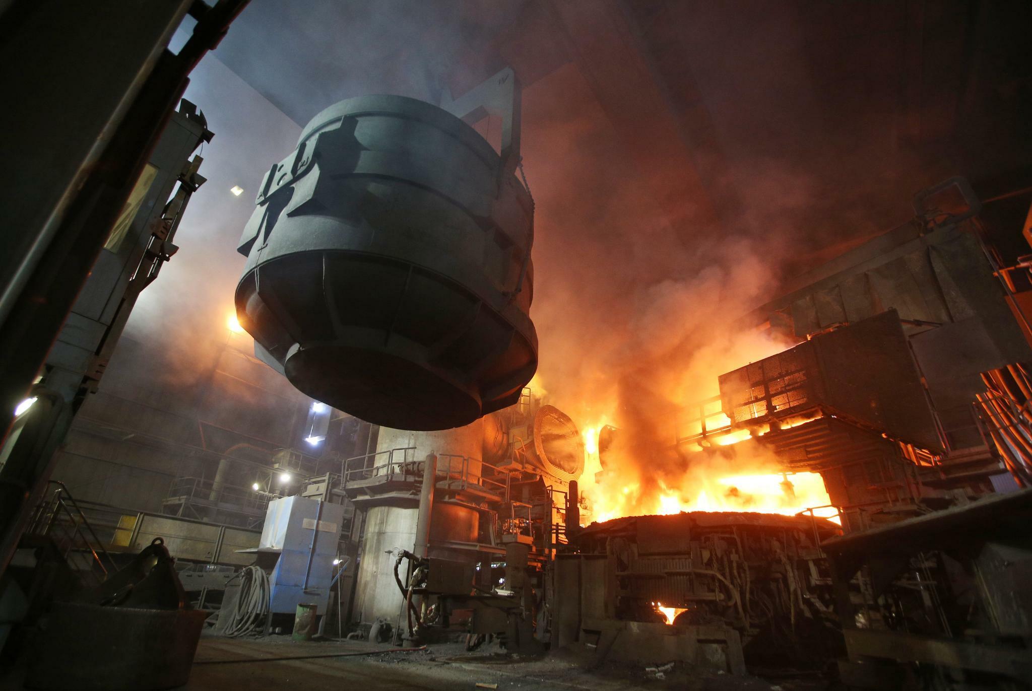 Arcelor-Mittal baut Wasserstoff-Anlage in Hamburg