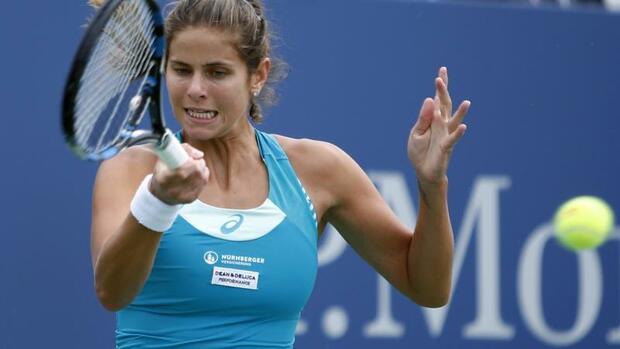 Tennis: Görges und Witthöft erreichen Tennis-Finals auf WTA-Tour