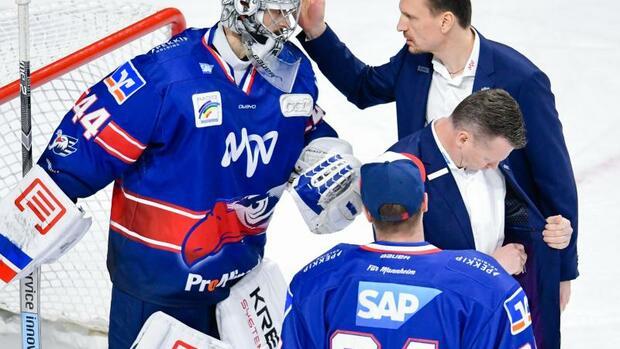 Eishockey: Dank Endras - Mannheim meldet sich in DEL-Finale zurück