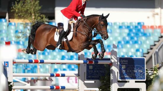 Pferdesport: Enttäuschender EM-Start für Springreiter