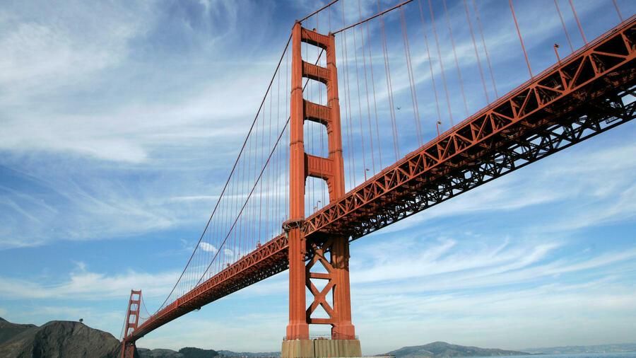Wo Ist Die Golden Gate Bridge