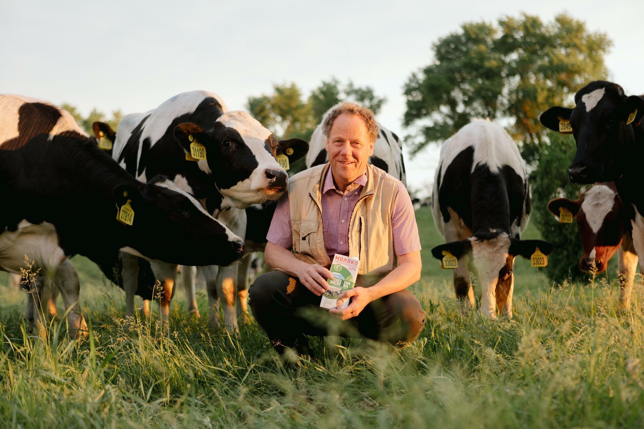 Vom Milchbauern zum Global Player