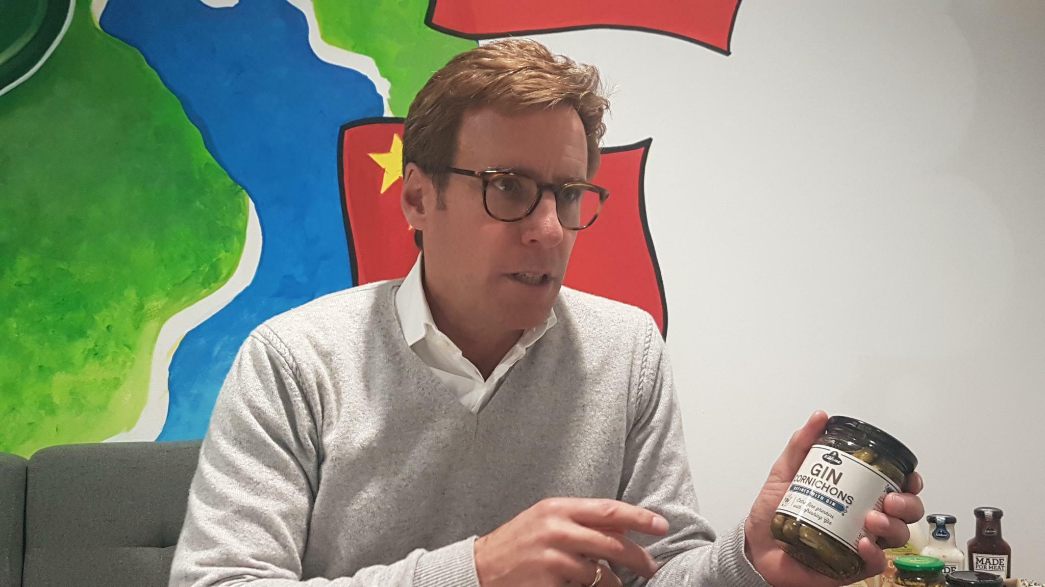 Stefan Leitz von Feinkost-Kühne wird neuer Chef von Faber-Castell
