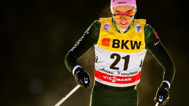 Ski nordisch: Böhler beim Langlauf-Weltcup in Planica 17.