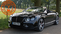 Bentley Continental GTC Speed im Test: Wenn der Earl in Eile ist